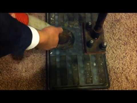 How To Dry A Flood Wet Carpet & Pad Water Damage Foxboro MA Boston Sharon 800-750-2725
