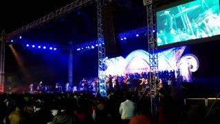 Rocking Christian Music Festival in Ahmednagar, India