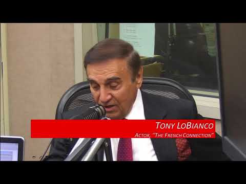 AM970 Joe Piscopo Interviews Tony LoBianco 20171002