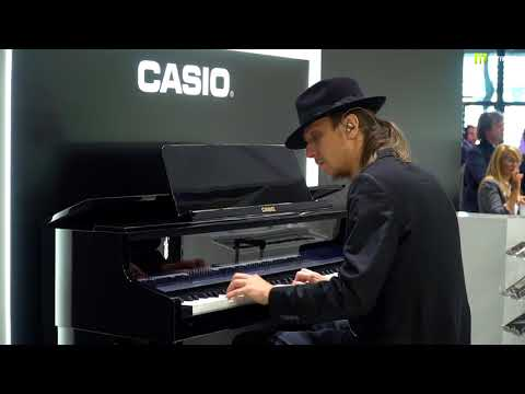 Nagrania dla muzykuj.com – Casio GP500  – musikmesse 2018 gra: Kamil Barański www.muzykuj.com