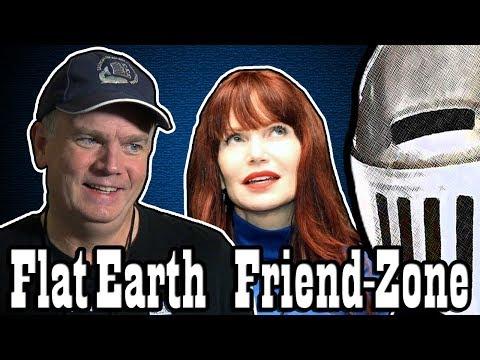 The Flat-Earth Friend-Zone