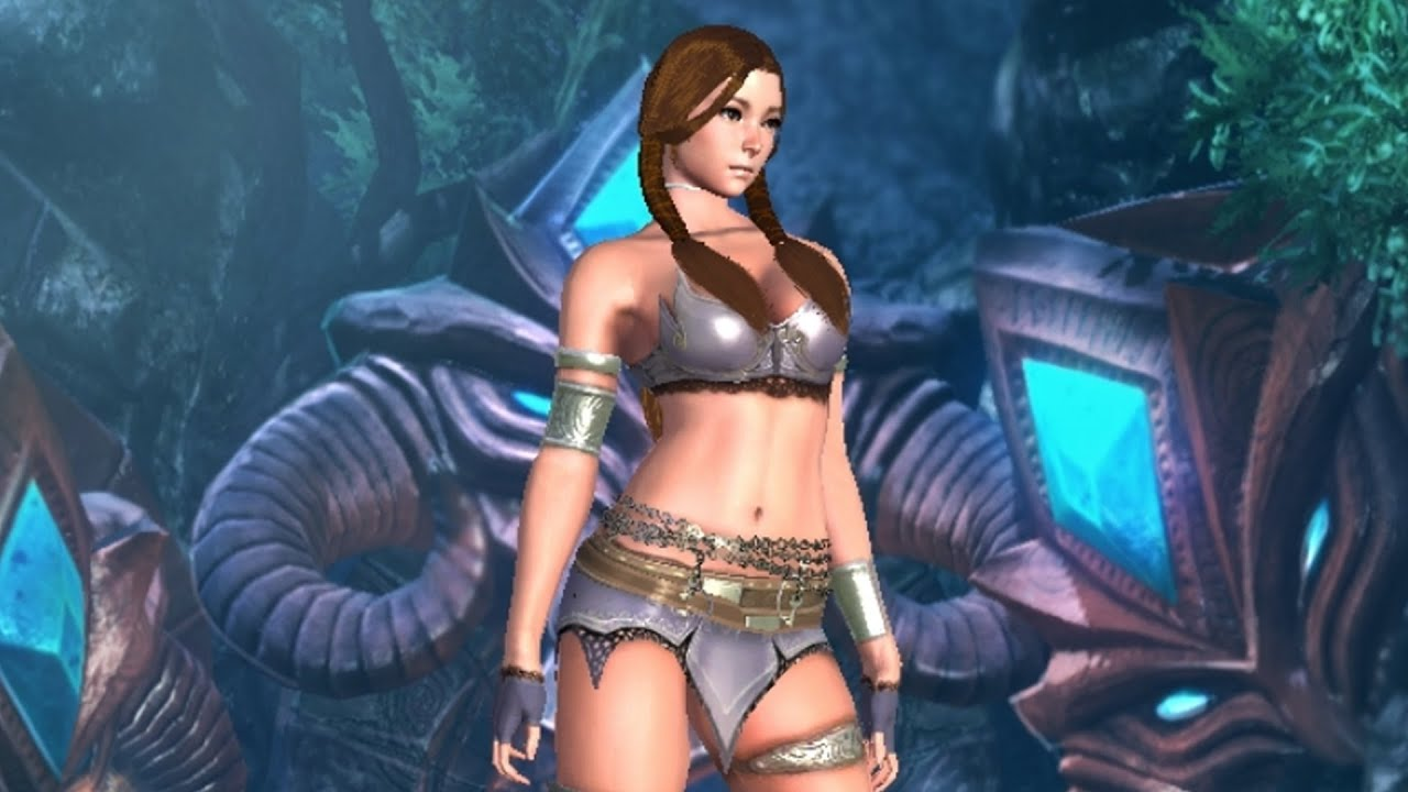 Witchblade Girl Class Customization C9 Mmorpg  Free-To -9807