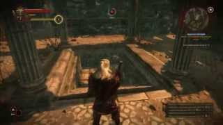 The MissionS Time of Witcher 2 -- Заказ на гаргулий. Деактивация печатей.