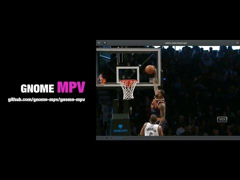 GNOME MPV - Best(?) Video Player for GNOME!