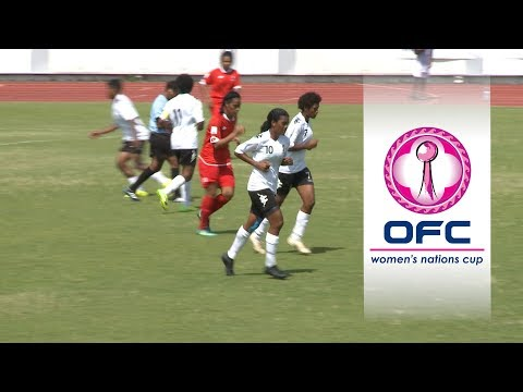 2018 OFC WOMEN'S NATIONS CUP | Tonga v Fiji Highlights