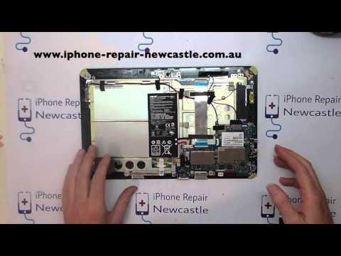Asus T200 Screen Replacement