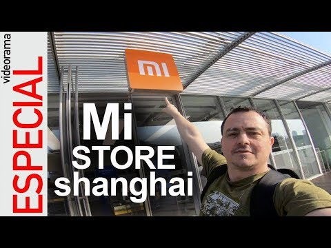 De Compras En La Xiaomi Mi Store Shanghai -el PARAISO De Los Gadgets-