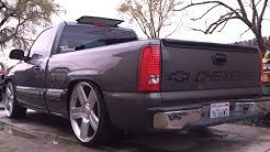 Spoiler Sunroof on Silverado Single Cab!!!