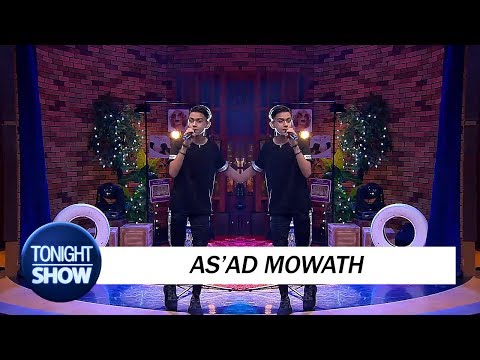 As'ad Mowath - Senyum
