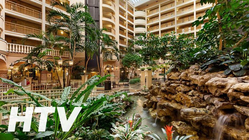 Hotel Embassy Suites By Hilton Orlando International Drive