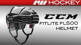 CCM FitLite FL500 Helmet Review