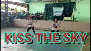 KISS THE SKY | Jason Derulo | Dance Fitness | JM