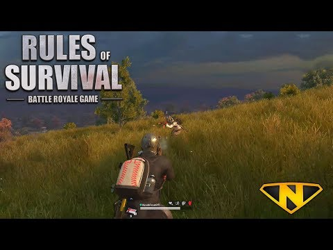 Where are They? (Rules of Survival: Battle Royale)