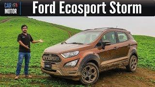 Nueva Ford Ecosport - Probamos la Storm😎 thumbnail
