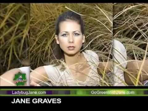 Creator of Ladybug Jane, Jane Graves