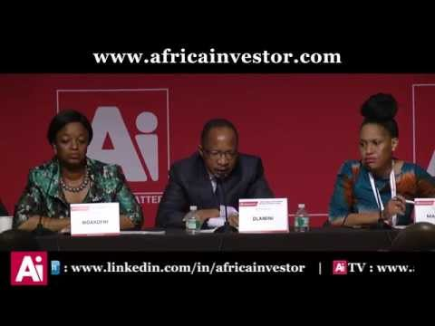 Cleopas Dlamini, CEO, Public Service Pension Fund, Swaziland - Ai Institutional Investment Summit