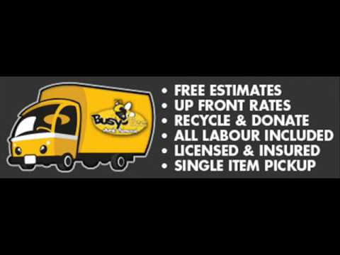 garbage removal BUSY BEE JUNK REMOVAL