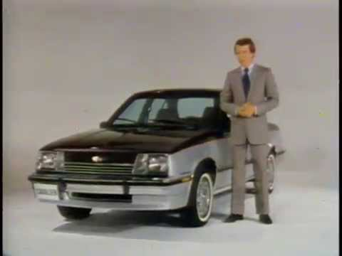 1982 Chevy Cavalier Sales Training