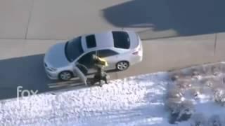 Убийца на дороге - Реальный GTA - (FOX.AZ)