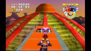 Sonic Heroes: Power Control in Flight Formation Glitch (Prevent Objects From Loading)
