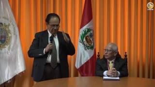 Tema: Ceremonia de Entrega de Decanatos Fac. Ciencias Administrativas