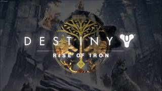 iron tomb destiny rise of iron official soundtrack track 21