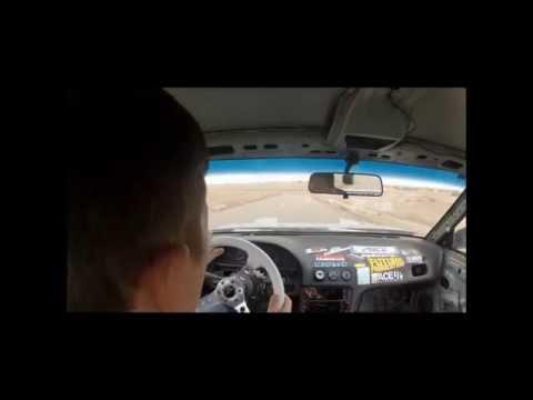 S13 1JZ VVTi Cul De Sac Drift