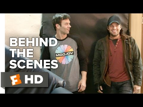 Captain America: Civil War Behind the Scenes - Cap and Bucky's First Fight (2016) - Movie