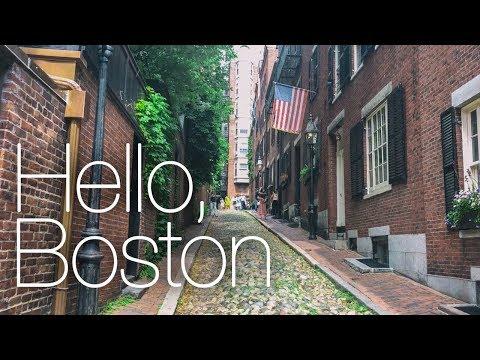 Hello, Boston