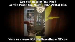 Roll Up Door Repair Bronx 347-230-8104  Rolling Gate Service Bronx Ny