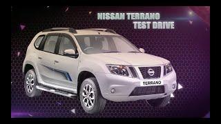 Nissan I Terrano Test Drive Demo