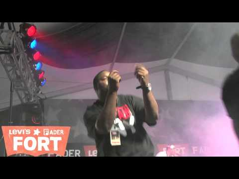 Jadakiss ft Styles P, Good TimesI Get High  at The FADER FORT