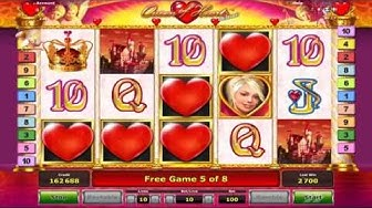 QUEEN OF HEARTS +MEGA BIG WIN 27690 !!! FREE SPINS!!! online free slot SLOTSCOCKTAIL hhs