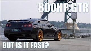Performance Review 800HP GTR