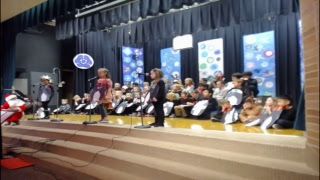 Jefferson Elementary School 1st Grade Winter Sing