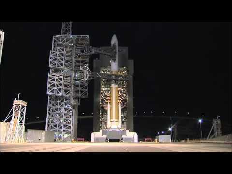 Delta IV NROL-45 Launch Highlights