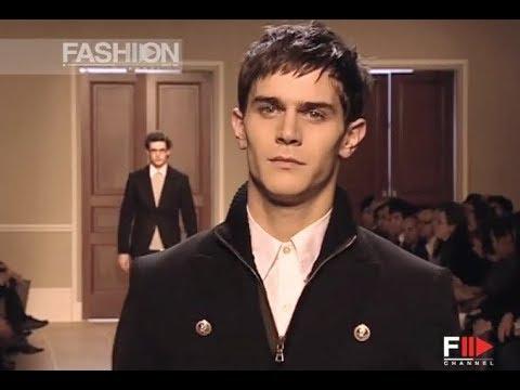 PAUL SMITH Menswear Fall 2007 2008 Milan - Fashion Channel