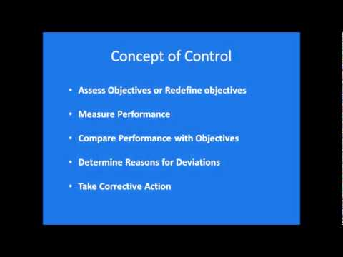 Strategic Control Plan - Youtube