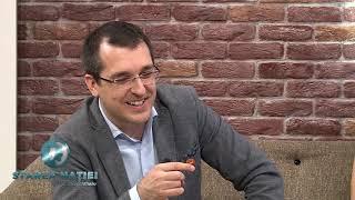 Eli Neicuț și Vlad Voiculescu, la Cafeneaua nației