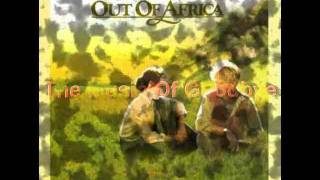 Al Jarreau & Melissa Manchester - The Music Of Goodbye (Out Of Africa Theme)