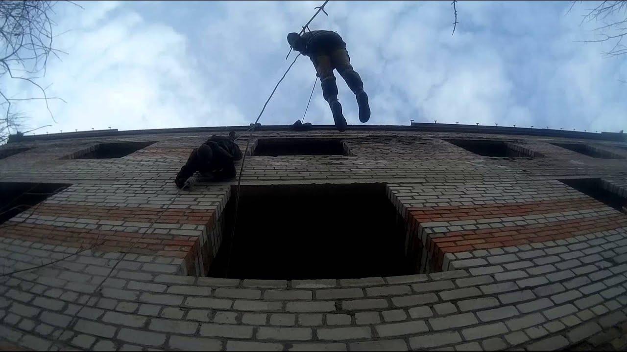 Школа альпинизма в Приэльбрусье - YouTube