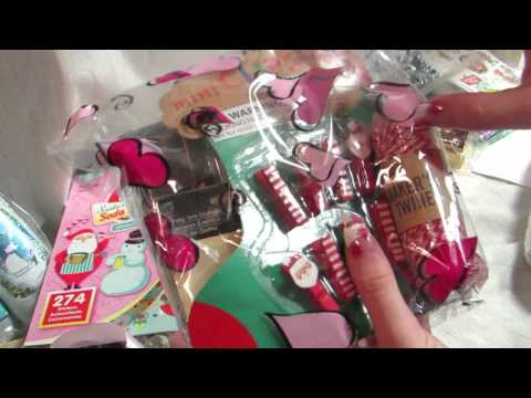Amazing Stocking Swap UnBoxing