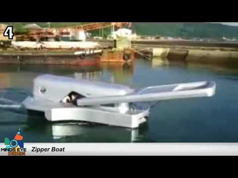 ZIPPER BOAT  | Crazy Boats #4 | Avalon Luxury Pontoons