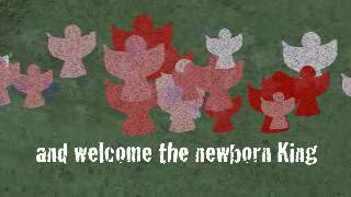Welcome the Newborn King (Lyric Video) | For the Glory of the King [Simple Plus Series]