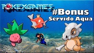 Pxg #Bonus As Crônicas de um low lv ( Shiny oddish vs Server Aqua)