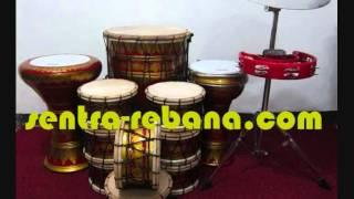Jual alat musik rebana marawis, hadroh, dan qasidah