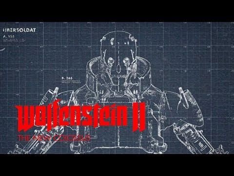 Wolfenstein 2 - The new Colossus :: E010 // DER UBERSOLDAT :: Lets Play