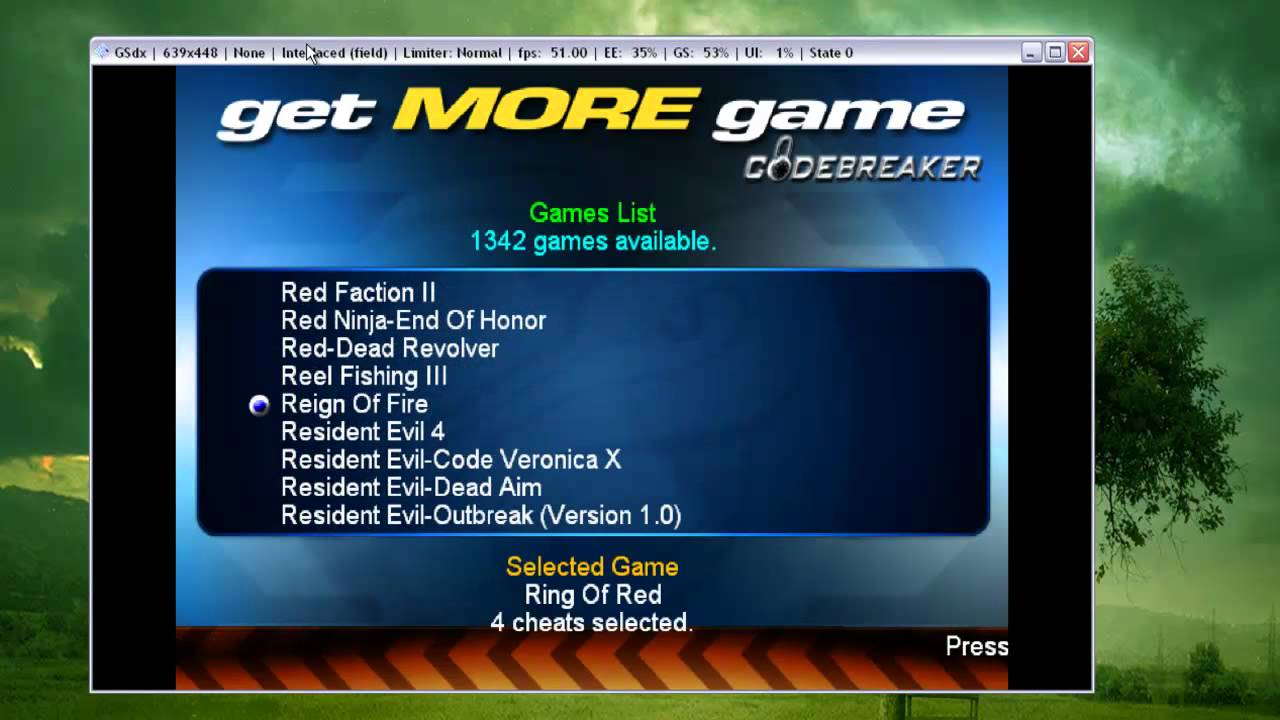download game shark 41 ps2 iso