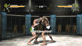 FingerCramp Let's Play Supremacy MMA Xbox 360 PS3 HD