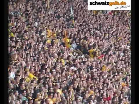 BVB - Bielefeld 6:0 - Part 2 - Stimmung - Borussia Dortmund vs DSC Arminia Bielefeld